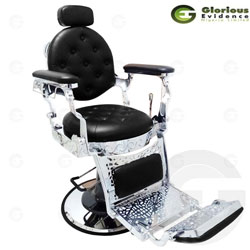 executive barber chair 9258