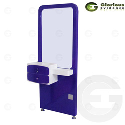 salon mirror bc-d41 (purple)