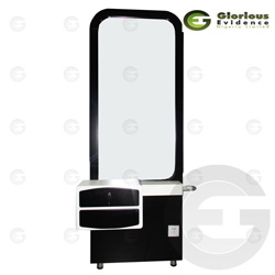 salon mirror bc-d41 (black)