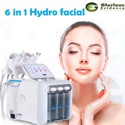 6 in 1 hydra-facial machine
