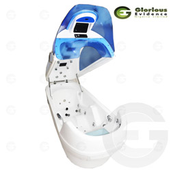 hydro-dermal fusion steam bath machine