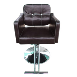 styling chair (brown)