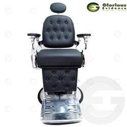 executive barber chair 8666