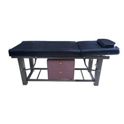 iron massage bed