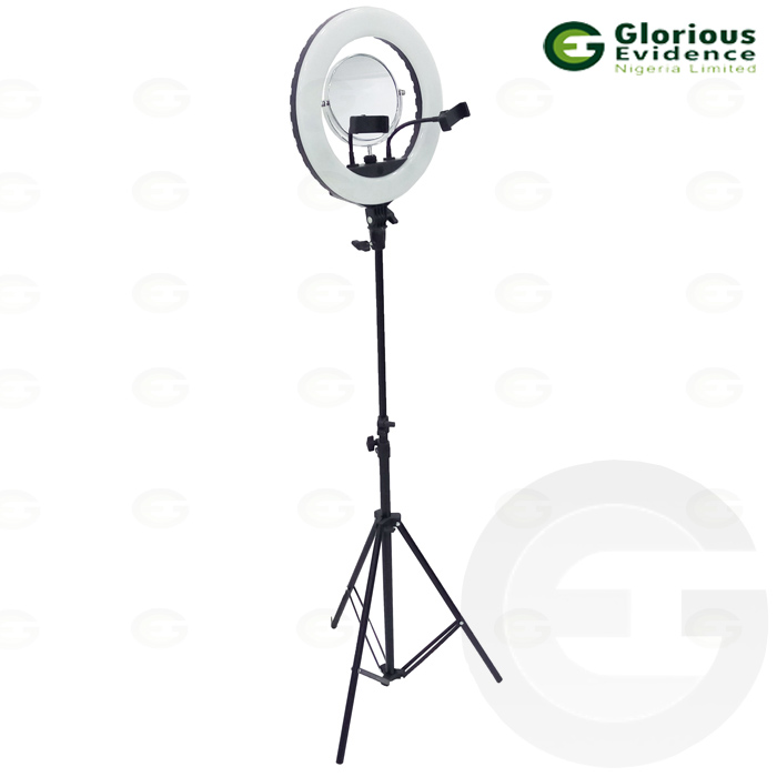 Ring Makeup Light With Camera Holder 14N